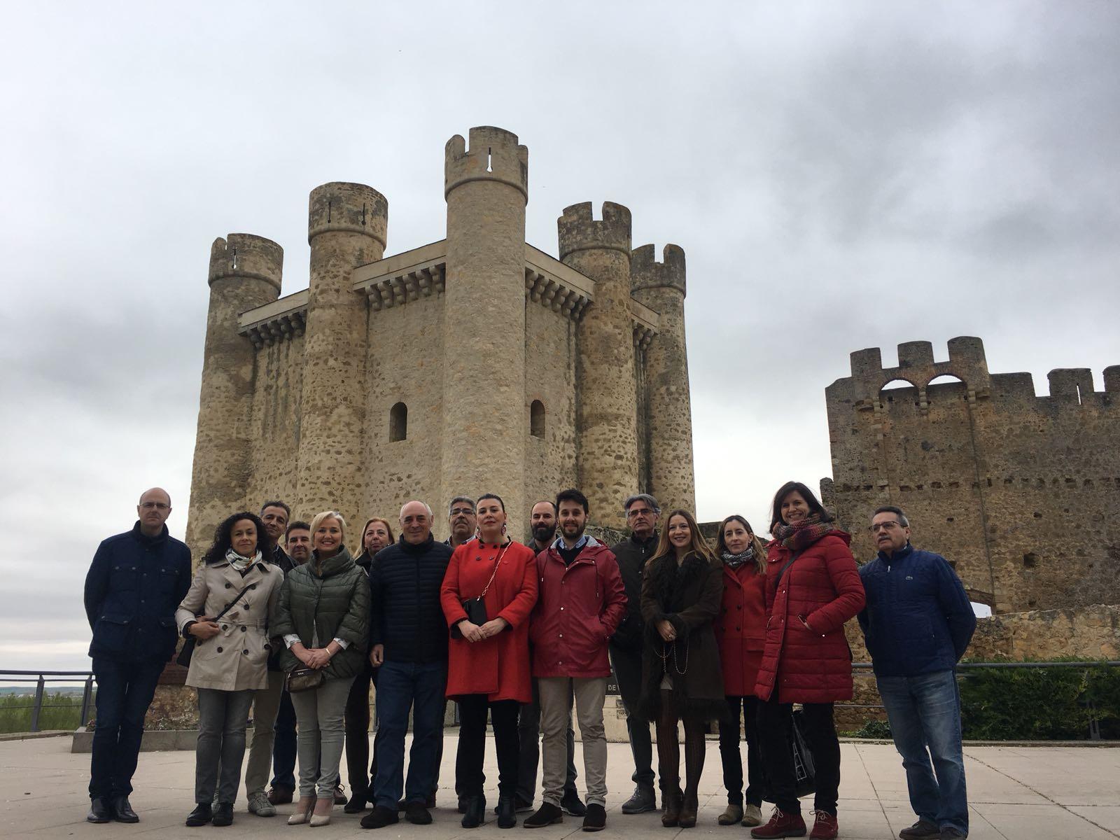 Enoarq Castillo Valencia de Don Juan