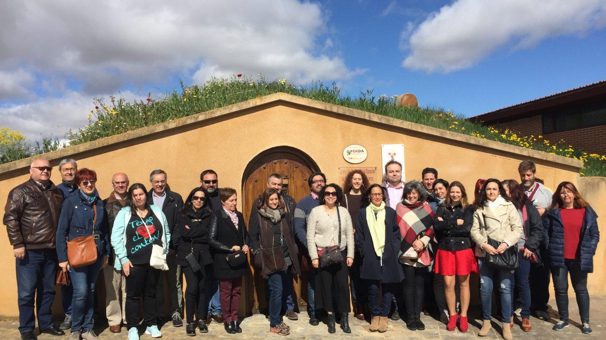 El Museo del Vino de Valdevimbre y Pardevalles cierran Enoarq-2018