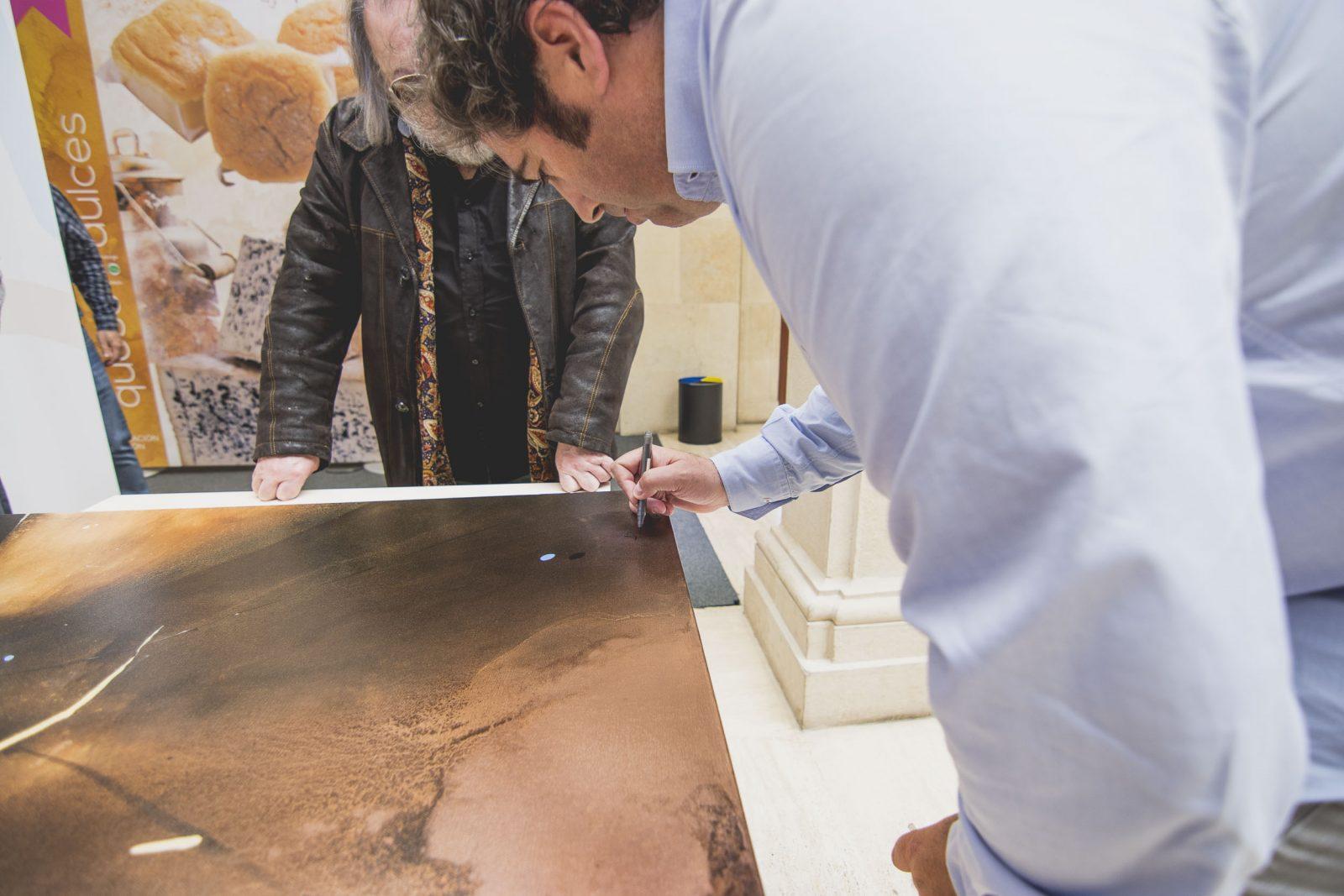 Entrega de Premios I Concurso de Pintura Rápida y Enoturismo Do Tierra de León