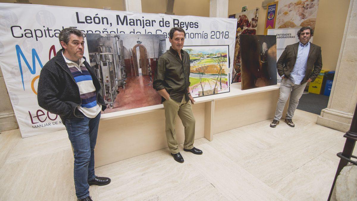 Entrega de Premios del I Concurso de Pintura Rápida y Enoturismo