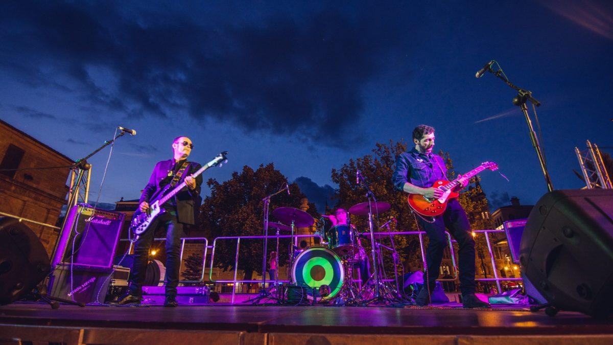 Éxito rotundo de la Feria «Vino La Música»