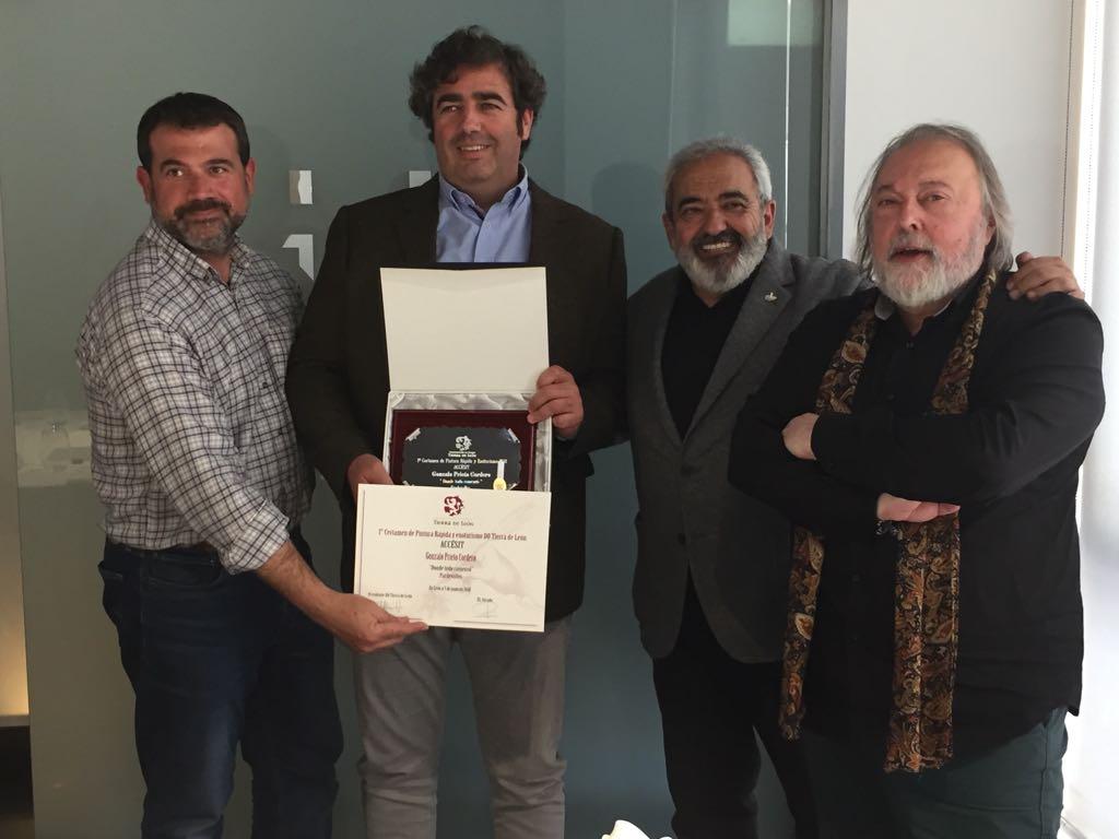 Entrega de premios I Concurso de Pintura Rápida y Enoturismo1