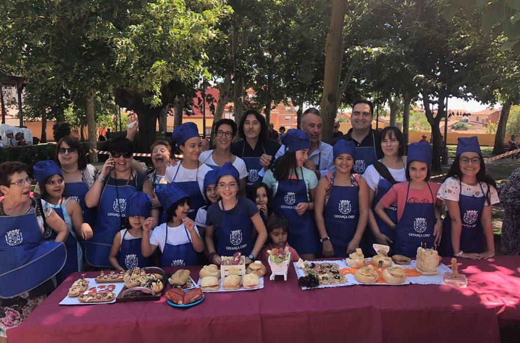 Coyanza Chef: Manjar de pequeños reyes en la Feria del Vino DO Tierra de León