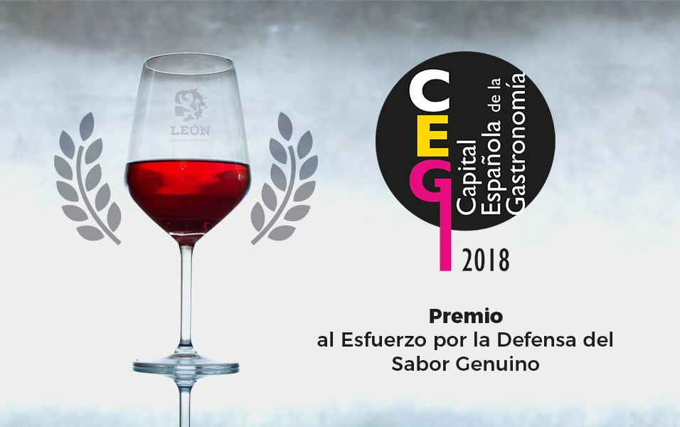 La CEG-2018 premia a la DO León por la defensa del sabor genuino