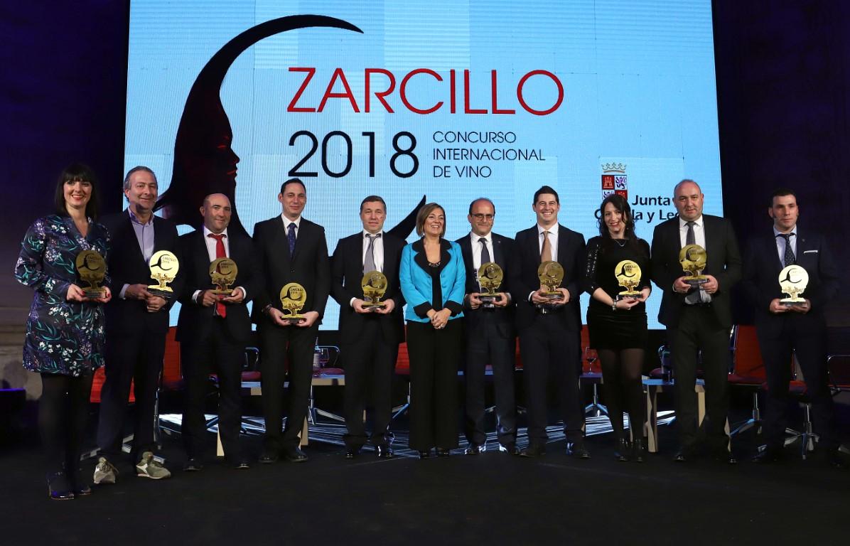 Entrega de Premios Premios Zarcillo 2018