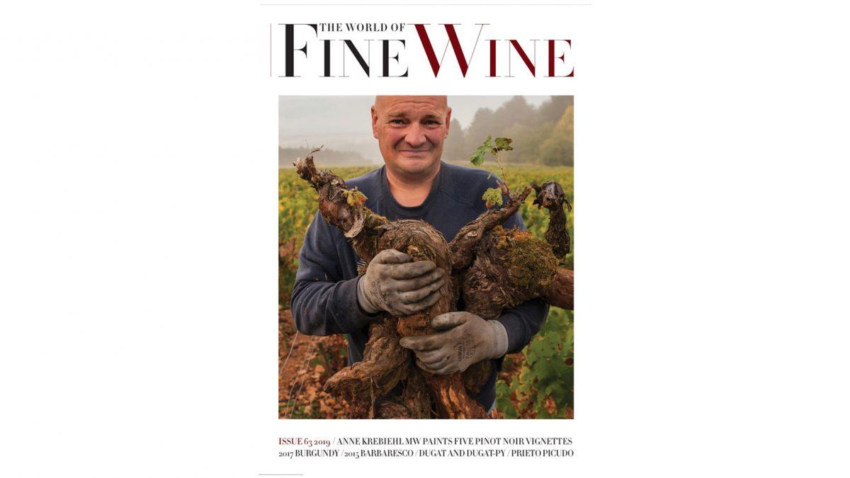"""Bruce Schoenfeld descubre el """"esoterismo"""" en la excepcionalidad y excelencia de la uva Prieto Picudo"""