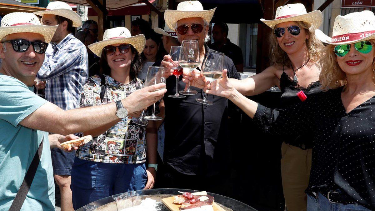 Trece bodegas llevan la excelencia a la Feria del Vino de Valencia de Don Juan