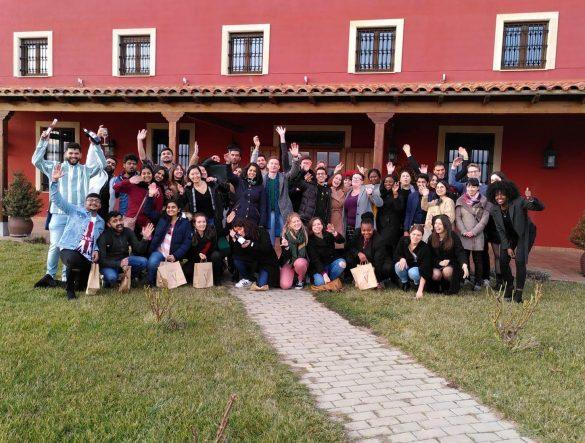Visita Estudiantes Internacionales ULE