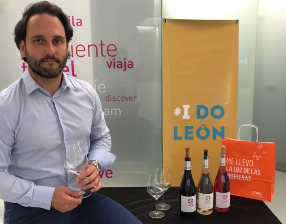 Alejandro González - director técnico de la DO León