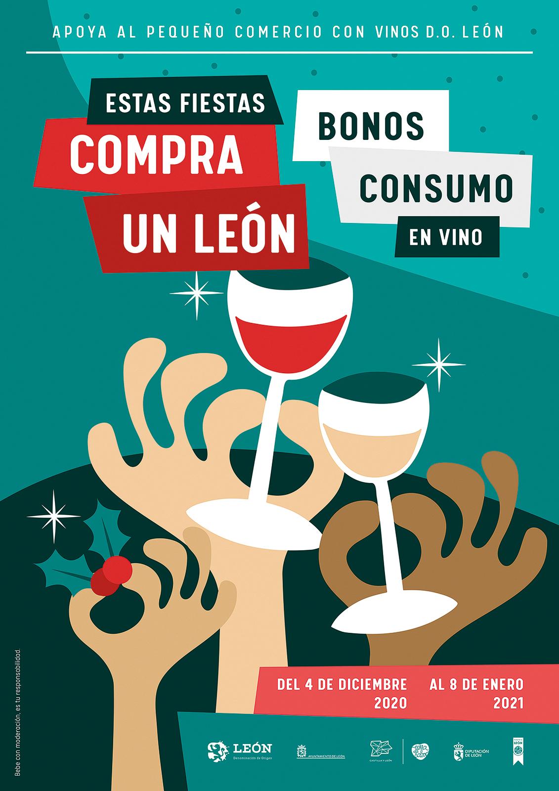 CArtel Compra un León - Bonos de consumo