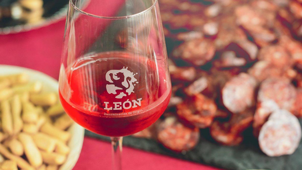 Rosado de la DO León