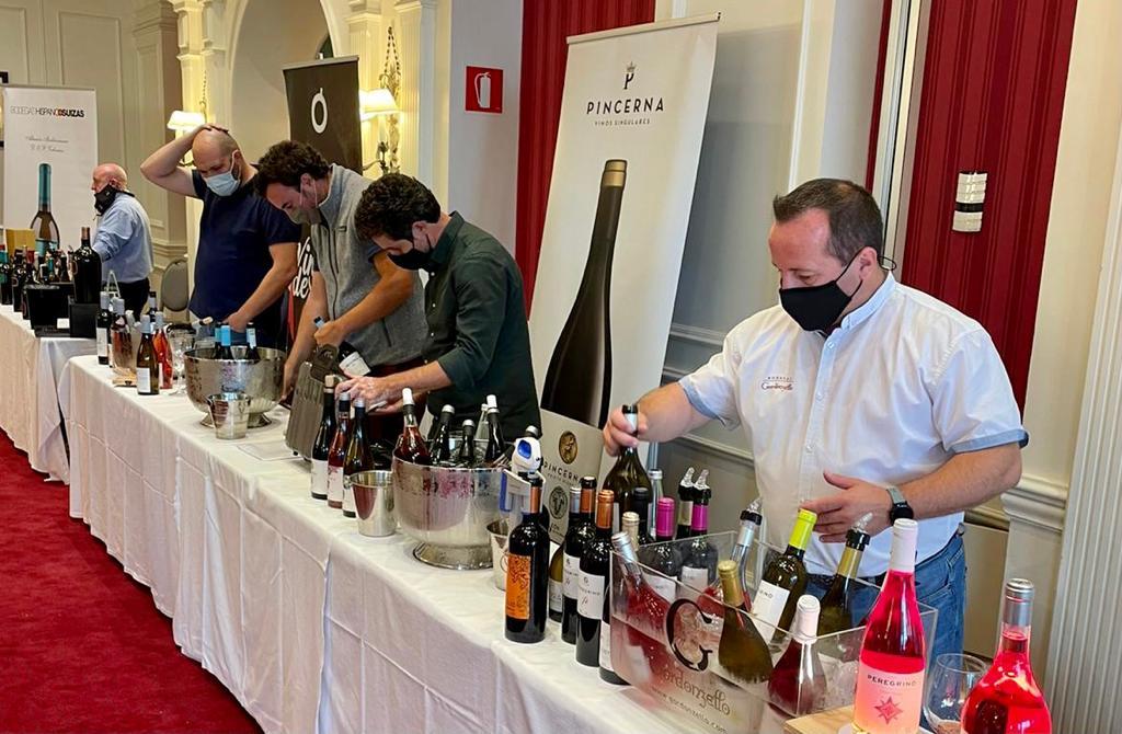 Seis bodegas de la DO León llevan sus vinos a Cantabria en una nueva edición de Tentación Ibérica-2021